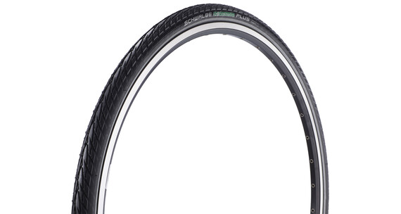 "SCHWALBE Energizer Plus band Performance 28"" Twin draadband reflex zwart"